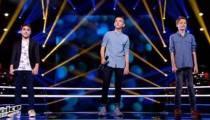 """Replay """"The Voice Kids"""" : battle Romain, Matthieu, Jason « Je t'aimais, je t'aime et je t'aimerai » (vidéo)"""