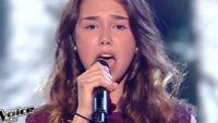 "Replay ""The Voice Kids"" : Laura chante « Homeless » de Marina Key (vidéo)"