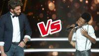 "Replay ""The Voice"" : La Battle Tamara / Nick Mallen « Thinking Out Loud » d'Ed Sheeran (vidéo)"