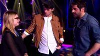 """Demi-Finale de """"The Voice Kids"""" : Lilian Renaud aux répétitions de la team Patrick Fiori (vidéo)"""