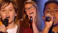 "Replay ""The Voice Kids"" : les prestations de Nans, Clara & Rayan (vidéo)"