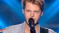 """Replay """"The Voice"""" : Matthieu chante « Dès que le vent soufflera » de Renaud (vidéo)"""