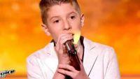 """Replay """"The Voice Kids"""" : Evän chante « Changer » de Maître Gims en demi-finale (vidéo)"""