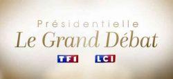 Présidentielle 2017 : Grand débat sur TF1 lundi 20 mars, les invités