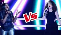 "Replay ""The Voice"" : La Battle Amandine / Khady « Only Girl » de Rihanna (vidéo)"