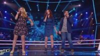 "Replay ""The Voice Kids"" : battle Valentin / Lilou / Marilou « Je ne sais pas » Joyce Jonathan (vidéo)"