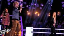 "Replay ""The Voice Kids"" : battle Benjamin, Laetitia, Maylane « Royals » de Lorde (vidéo)"