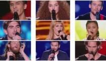 """Replay """"The Voice"""" samedi 17 février : voici les 10 nouveaux talents sélectionnés (vidéo)"""