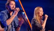 "Replay ""The Voice"" : le duo Louyena chante « Waiting For Love » d'Avicii (vidéo)"