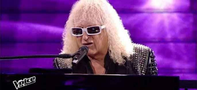 "Replay ""The Voice"" : Michel Polnareff chante « Love Me Please, Love Me » en finale (vidéo)"