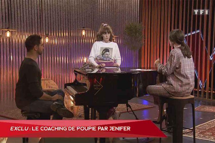 """""""The Voice"""" : le coaching de Poupie par Jenifer sur « Wannabe » des Spice Girls (vidéo)"""