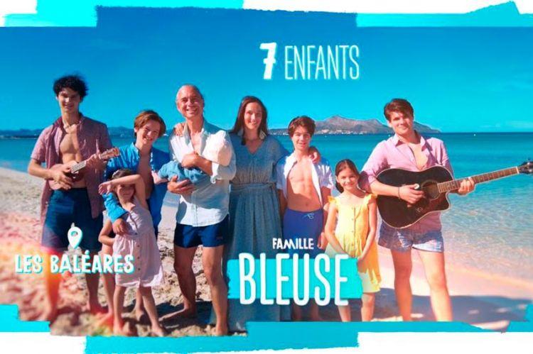 """""""Familles nombreuses : la vie au soleil"""" : découvrez la famille Bleuse dès le 16 août sur TF1"""