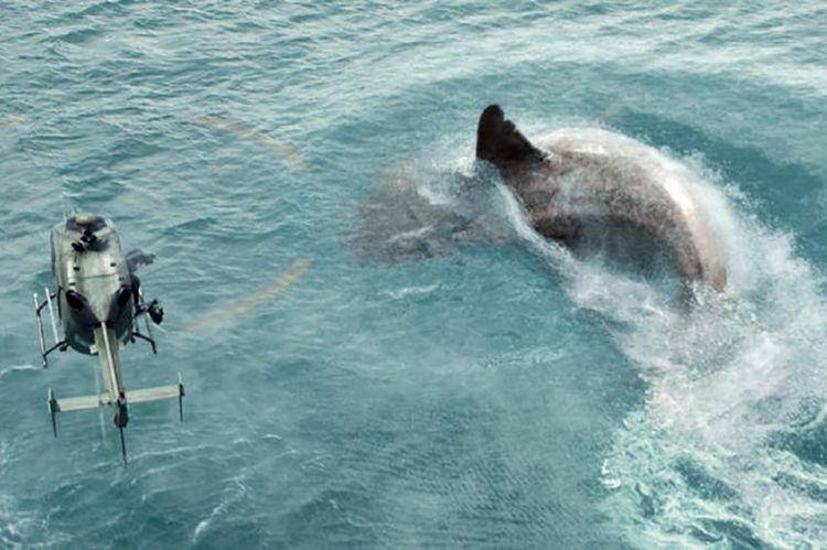 """Le film """"En eaux troubles"""" à voir sur TF1 dimanche 22 novembre à 21:05"""