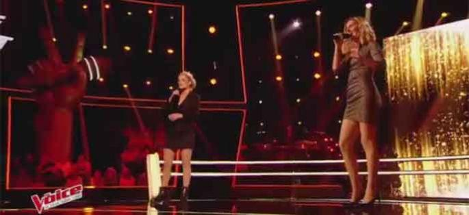 "Replay ""The Voice"" : Battle Lidia Isac / Kap's « When a Man Loves a Woman » (vidéo)"