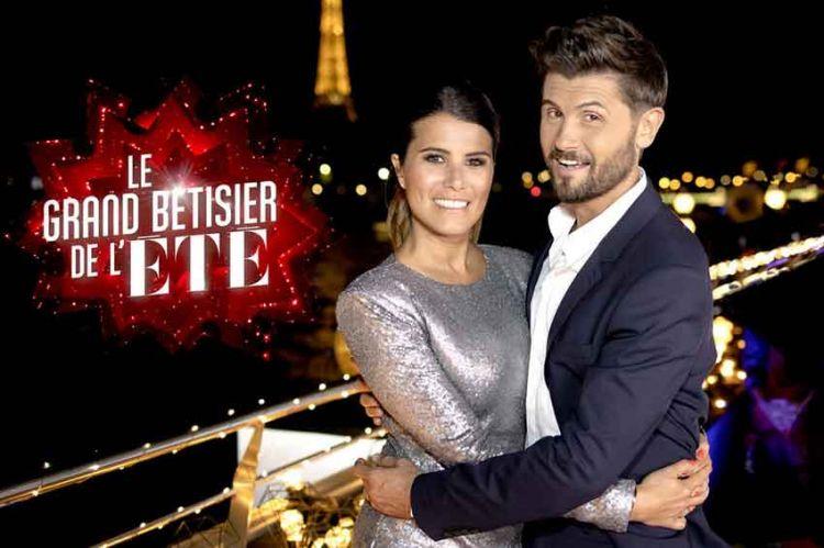 """""""Le Grand Bêtisier de l'été"""" avec Karine Ferri & Christophe Beaugrand le 10 août sur TF1"""