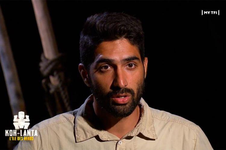 """""""Koh Lanta"""" : Ahmad a été éliminé, regardez sa réaction juste après le conseil (vidéo)"""