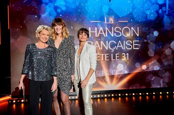 """""""La chanson française fête le 31"""" mardi 31 décembre sur France 2 : les artistes présents"""