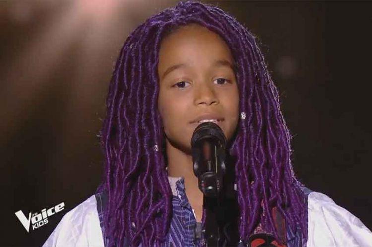 """Replay """"The Voice Kids"""" : Talima chante « Tajabone » d'Ismaël Lô (vidéo)"""