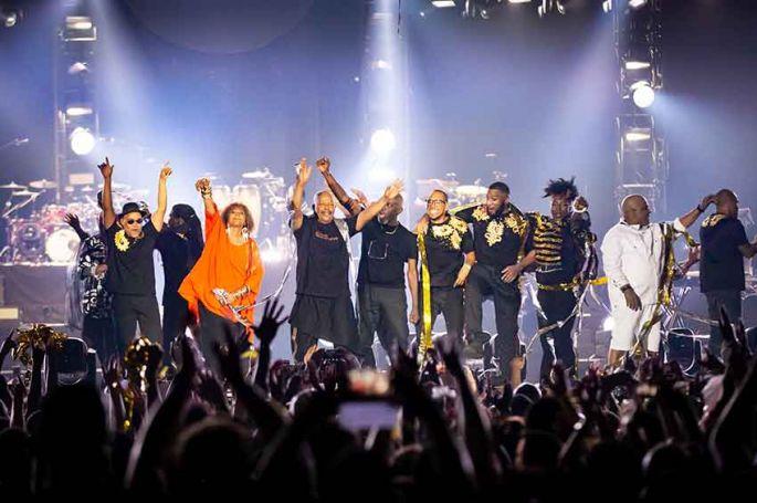 Kassav' à la Défense Arena, concert à revoir jeudi 5 août sur France 2