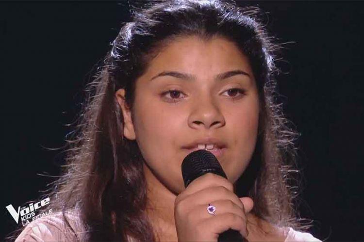"Replay ""The Voice Kids"" : Antonia chante « Vole » de Céline Dion (vidéo)"