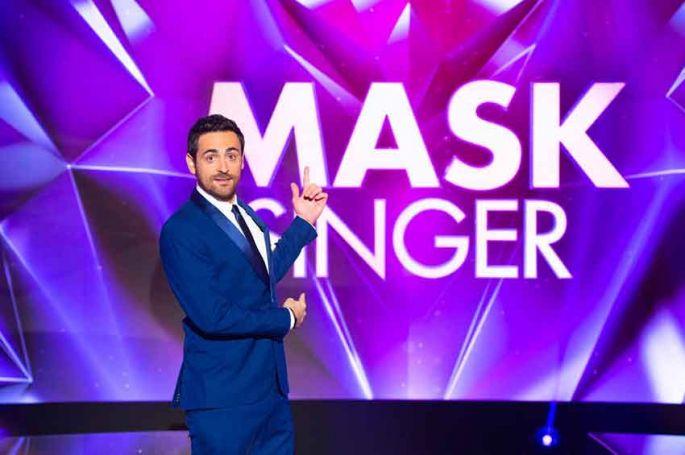 """""""Mask Singer"""" : les tournages de la saison 2 débutent le 7 juillet avec Camille Combal pour TF1"""