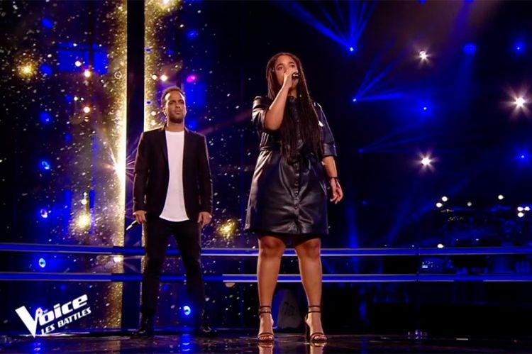 "Replay ""The Voice"" : Mareva et Ryadh chantent « Mon frère » de Maxime le Forestier (vidéo)"