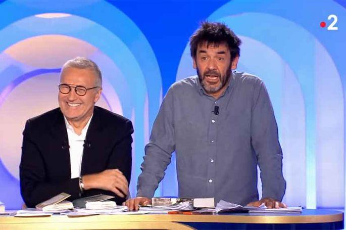 """Replay ONPC : le sketch de Thomas VDB sur Jean-Jacques Goldman dans """"On nest pas couché"""" sur France 2 (vidéo)"""