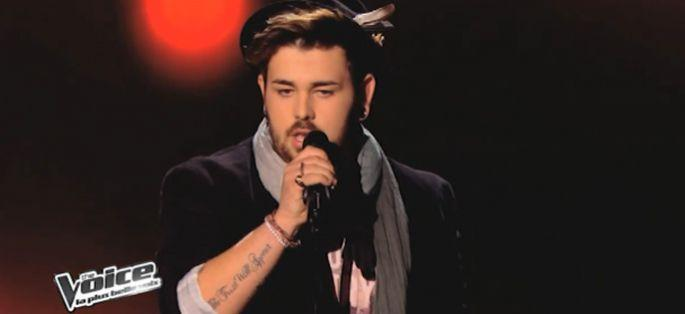 "Replay ""The Voice"" : regardez Lioan qui interprète « Back To Black » d'Amy Winehouse (vidéo)"