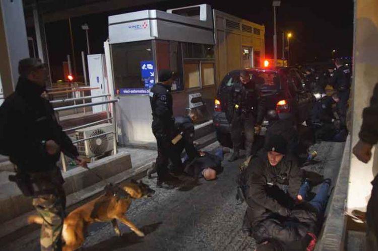 """""""Grands Reportages"""" : traque à la frontière avec la brigade de recherche de Céret, samedi sur TF1"""