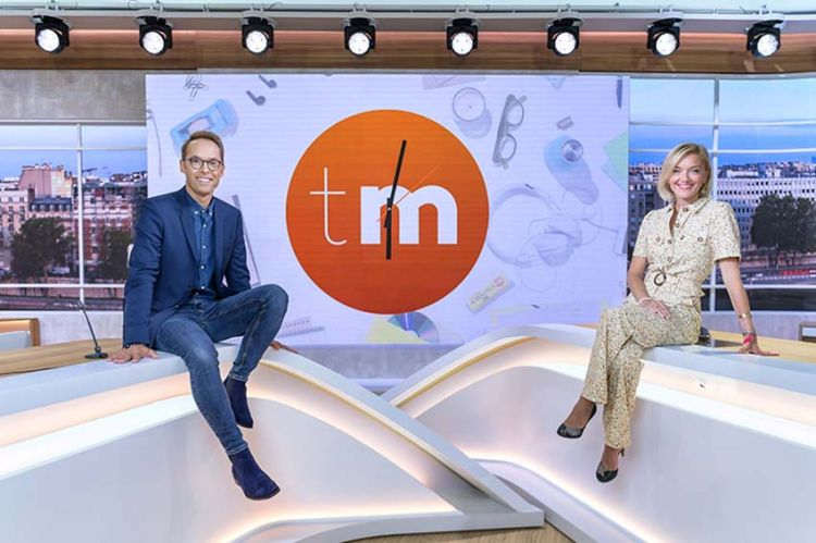 """""""Télématin"""" vendredi 22 octobre : les invités de Damien Thévenot et Maya Lauqué sur France 2"""