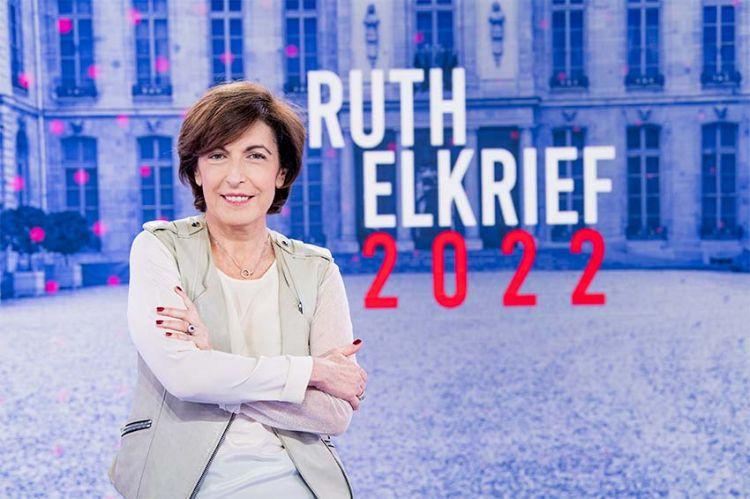Eric Zemmour sera l'invité de Ruth Elkrief sur LCI lundi 27 septembre à 20:00