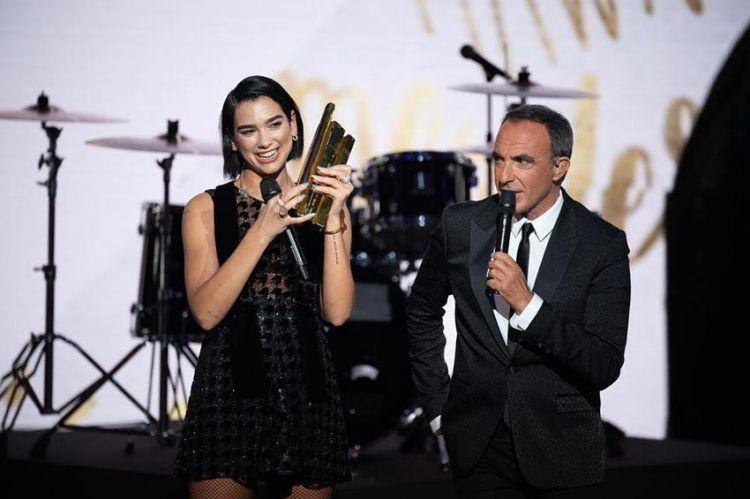 """Les """"NRJ Music Awards"""" prolongés jusqu'en 2024 à Cannes pour TF1 & NRJ"""