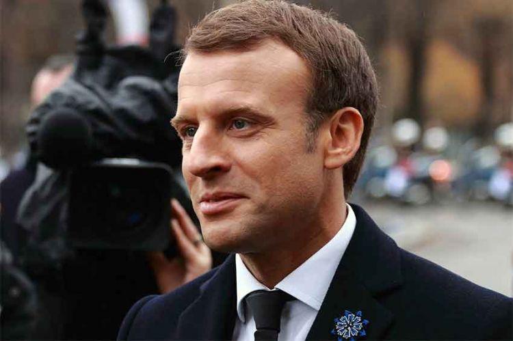 G7 : France 2 diffusera lundi un entretien avec Emmanuel Macron dans son JT de 20H