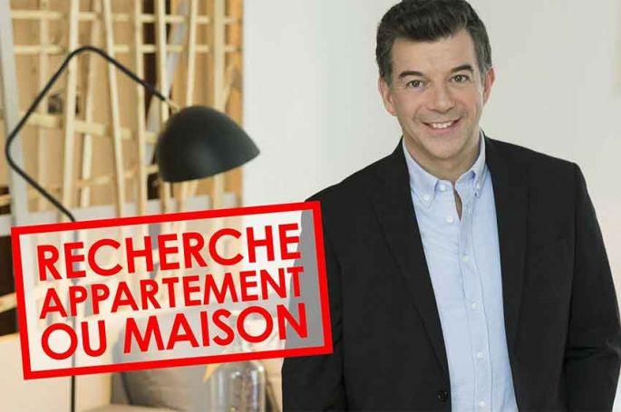 """Inédit de """"Recherche appartement ou maison"""" avec Stéphane Plaza mardi 17 septembre sur M6"""