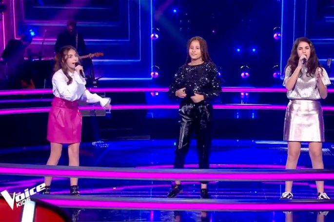 "Replay ""The Voice Kids"" : Sara, Gabrielle & Eva chantent « So Am I » d'Ava Max (vidéo)"