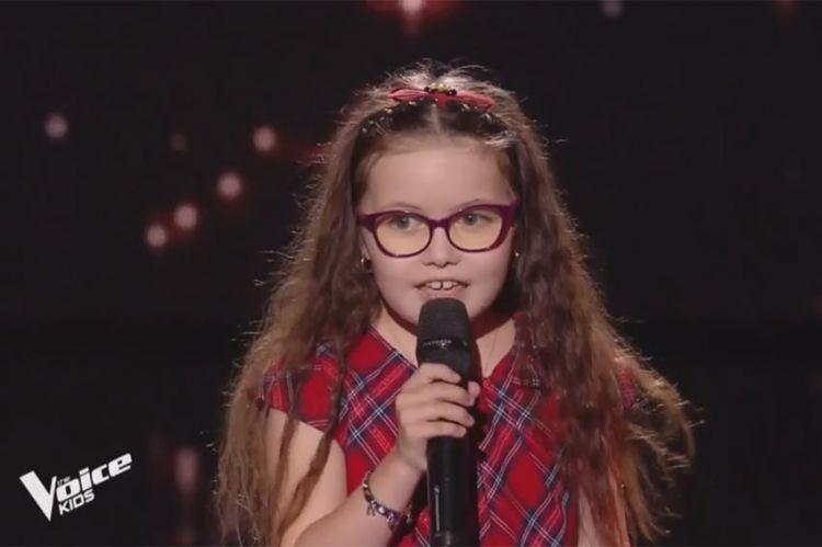 "Replay ""The Voice Kids"" : Emma chante « Je suis malade » de Serge Lama (vidéo)"