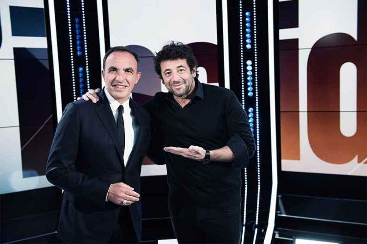 "Patrick Bruel sera l'invité de Nikos Aliagas dans ""50mn Inside"" samedi 23 mars sur TF1"