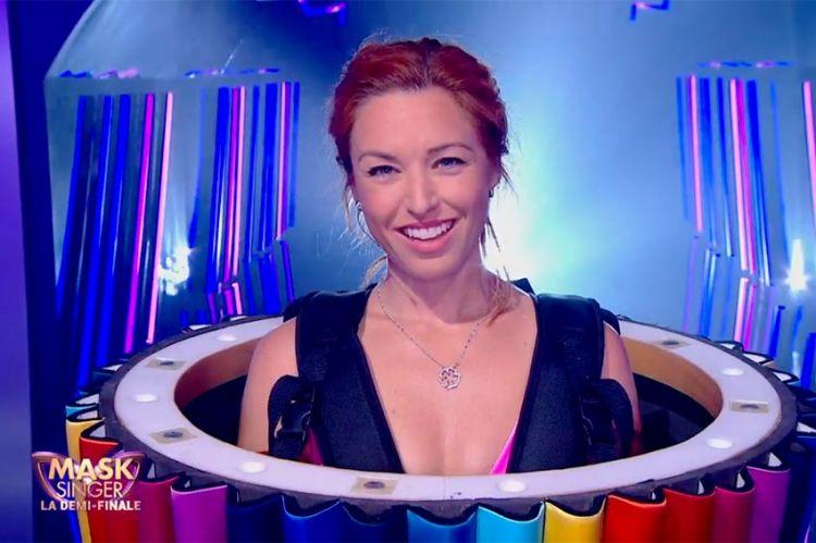"""""""Mask Singer"""" : le Cupcake était... Natasha St-Pier ! Regardez son démasquage (vidéo)"""