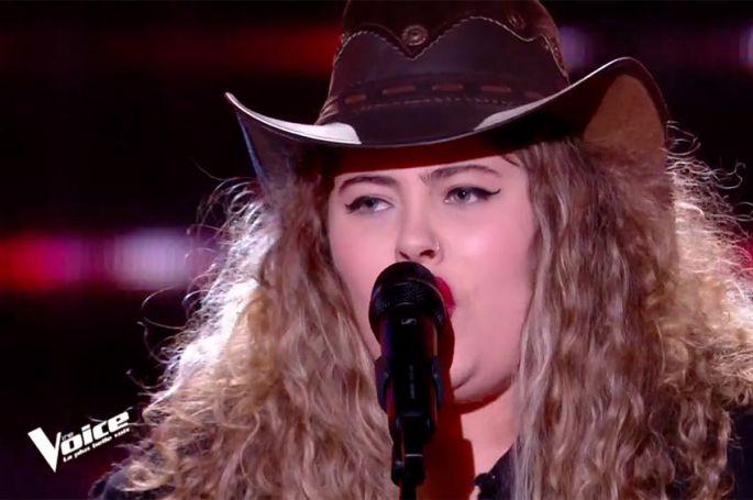 "Replay ""The Voice"" : Cheyenne chante « All jacked Up » de Gretchen Wilson (vidéo)"