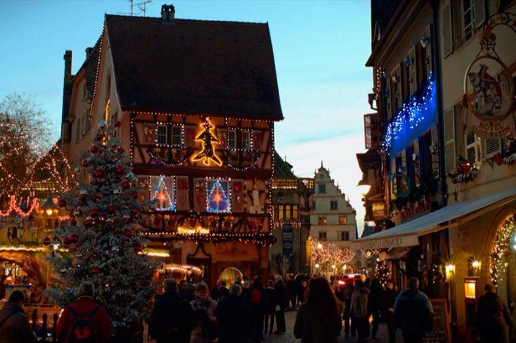 """""""Faut pas rêver"""" en Alsace à l'approche de Noël, lundi 16 décembre sur France 3"""
