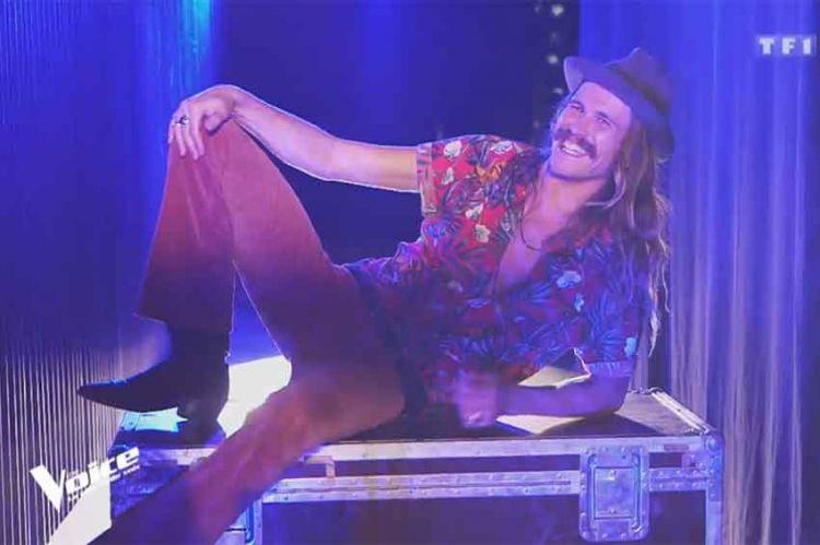 """Ce soir dans """"The Voice"""" sur TF1 : Maxime Cassady va crever l'écran (vidéo)"""