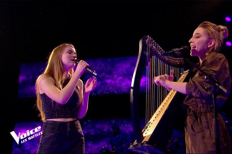 """Replay """"The Voice"""" : Gustine et Maxyme chantent  « Symphony » de Clean Bandit (vidéo)"""
