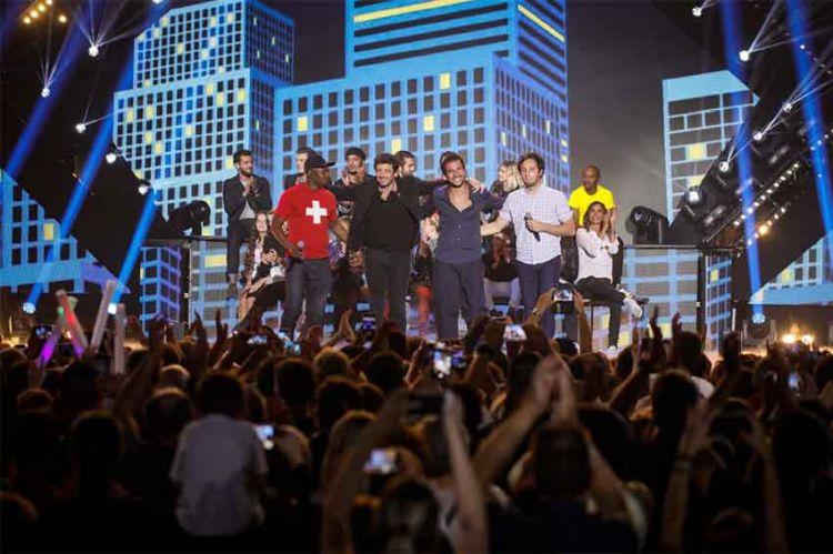 """""""20 ans de musique sur M6"""" : les invités du concert événement diffusé le 31 décembre à 21:00"""
