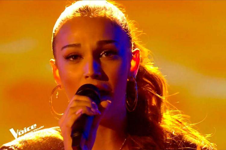 """Replay """"The Voice"""" : Manon chante « Je viens du sud » de Michel Sardou (vidéo)"""