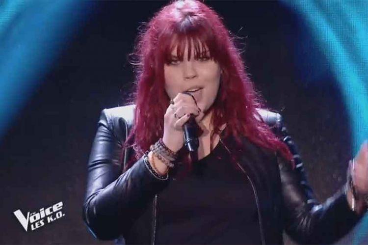 """Replay """"The Voice"""" : Estelle chante « Whatever » d'Imagine Dragons (vidéo)"""