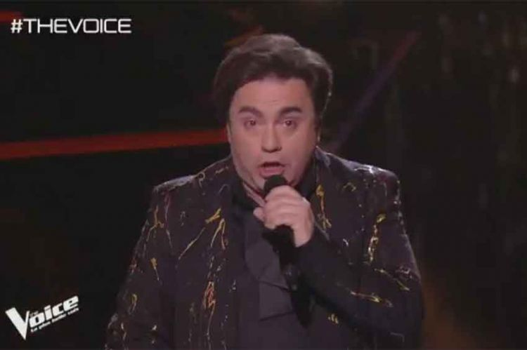 "Replay ""The Voice"" : audition surprise, Frédéric Longbois chante « Tata Yoyo » d'Annie Cordy !"