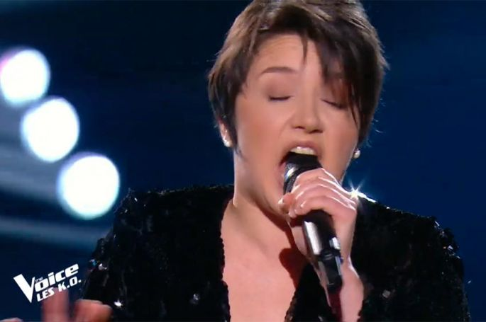 "Replay ""The Voice"" : Marie chante « Heart of Glass » de Blondie (vidéo)"