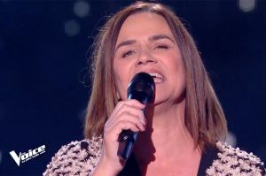"Replay ""The Voice"" : Nataly Vetrano chante « I'll Never Love Again » de Lady Gaga (vidéo)"
