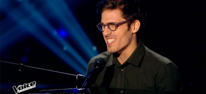 "Replay ""The Voice"" : Quentin Bruno interprète « Wonderwall » de Oasis (vidéo)"