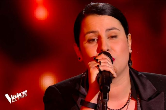 "Replay ""The Voice"" : Anahy chante « Mais je t'aime » de Grand Corps Malade & Camille Lellouche (vidéo)"